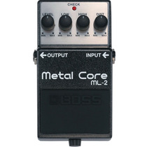 Pedal Boss Ml2 Metal Core 10130
