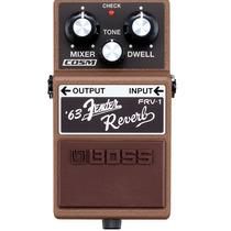 Pedal Boss Frv1 63 Fender Reverb 10132