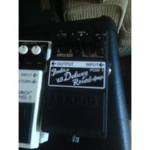 Pedal De Efeito Boss Fdr1 Fender 65 Deluxe Reverb-ampl.