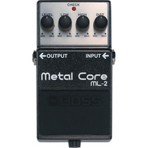 Pedal Boss Ml2 Metal Core ( Nota Fiscal E Garantia )