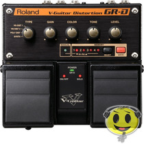 Pedal Roland Gr-d Boss Distorção Sintetizador V-guitar Loja