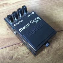 Pedal Boss Metal Core Ml-2 Opção Mxr Fullbore Metal
