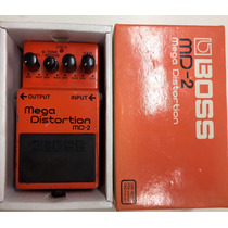 Pedal Boss Md2 Mega Distortion