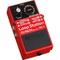 Rc1: Pedal Loop Station Rc-1 - Boss