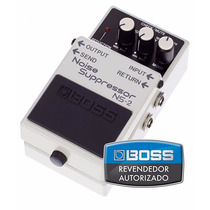Pedal Boss Noise Suppressor Ns-2 * Original * Loja