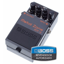 Pedal Boss Metal Zone Mt-2 * Original * Loja