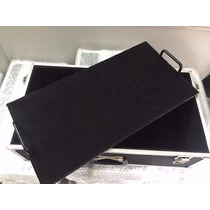 Hard Case Pedais Pedaleira+pedalboard+porta Acessórios