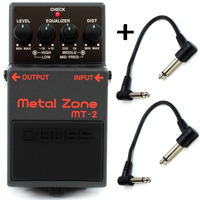 Boss Mt-2 Metal Zone - Pedal De Distorção + Garantia 1 Ano