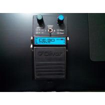 Pedal Oliver Chorus Ce-30 = Boss Ce-2 E Ce-3 - Analógico Top