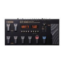 Pedaleira Boss Gt-100 2.0 Com Garantia / N/f
