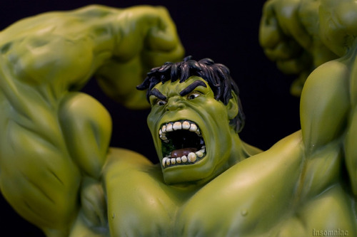 Bowen Designs Hulk Smackdown! Raro!