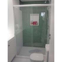 Box Para Banheiro De Vidro Temperado 8,0mm