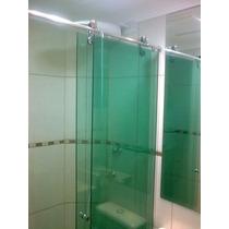 Box Para Banheiro Em Vidro Temperado Vários Modelos