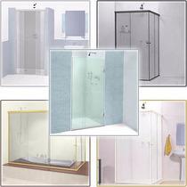 Box Para Banheiro Preço Imperdivel Modelo Blindex R$60 M2