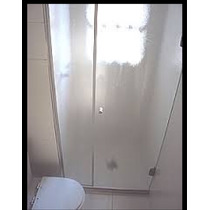 Box P/ Banheiro - Vidro Cristal 8mm Temperado