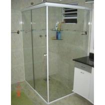 Box Para Banheiro 8mm Temperado ( Tipo Blindex)