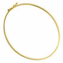 Pulseira Bracelete Em Ouro 18k-750