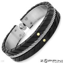 Pulseira Zoppini Made In Italy Brand New Bracelet /titanium