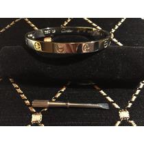 Bracelete / Pulseira Cartier Love - C/ Ferramenta Para Abrir