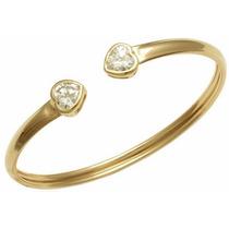 Bracelete Feminino Ouro Estilo Pandora