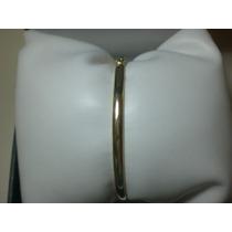 Bracelete Boleado Em Ouro Amarelo 18 K