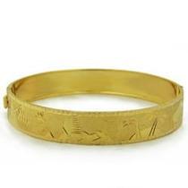 Bracelete Escrava Ouro Amarelo 18k