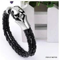 Pulseira Masculina Bracelete Aço * Frete R$ 1 Real *