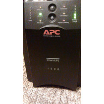 No-break Apc Smart-ups 1500 120v Senoidal Semi Novo