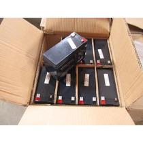 Kit 2 Baterias 12v 7ah Nobreak Sms Nhs Enermax Ragtech Apc