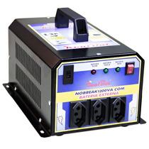 No Break 1200va 110v Ou 220v Bateria Externa Realbat Nr1200