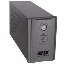 Nhs Compact Plus Iii Max 1400va/740w Preto (e=bi S=120/220v)