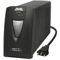 No Break Sms Net4+ 1400va Bivolt Com Entrada Para Bateria