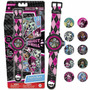 Relogio Multi Projetor Monster High Infantil Menina Fun