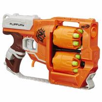 Disparador Nerf Zombie Dirtydozen B0562 Parc. S/juros
