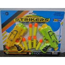 Pistolas Arma Shoot Play Strikers