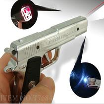 Arma De Brinquedo, Laser, Lanterna E Choque (inofensivo)