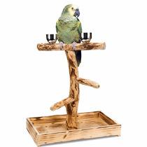 Poleiro P/ Araras , Calopsitas E Aves Menores