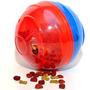 Petball Medium - Vermelho E Azul _ Pet Games