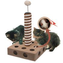 Arranhador Flop Para Gatos - 50x27 - American Pets