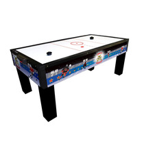 Mesa Aero Hockey Air Dream 211x105cm Klopf 1046 + Kit C/cont