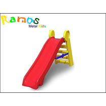 Escorregador Reto Pequeno- Brinquedos De Plastico - Infantil