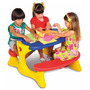 Mesa Recreio Infantil Bandeirante Brinquedo Playground