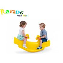 Gangorra Cavalinho Amarelo - Xalingo - Brinquedos - Parque