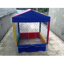 Piscina De Bolinha Colorida 110x110