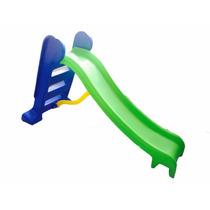 Escorregador Verde - Azul - Linha A - Menino, Criança
