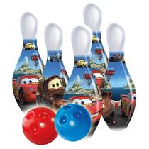 Boliche Carros Disney Original - Líder Brinquedos