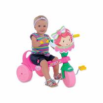 Triciclo Moranguinho Baby Xalingo