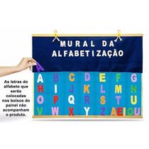 Painel Mural De Alfabetizaçao