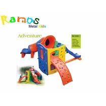 Playground Adventure - Parque Infantil Brinquedo De Plastico