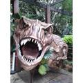 Locação E Venda Dinossauro Rex Fazemos Todos Os Modelos.